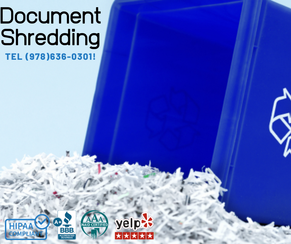 Best Document Shredding Boston MA