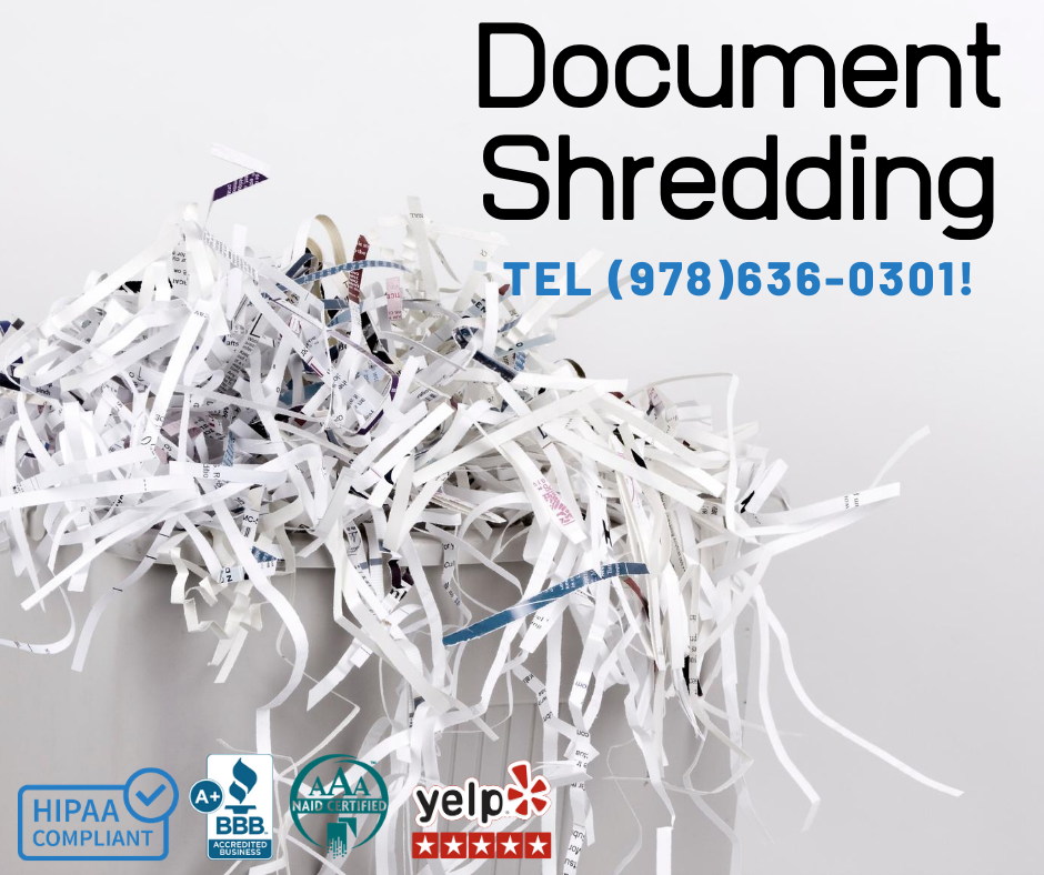 Best Document shredding In Boston MA