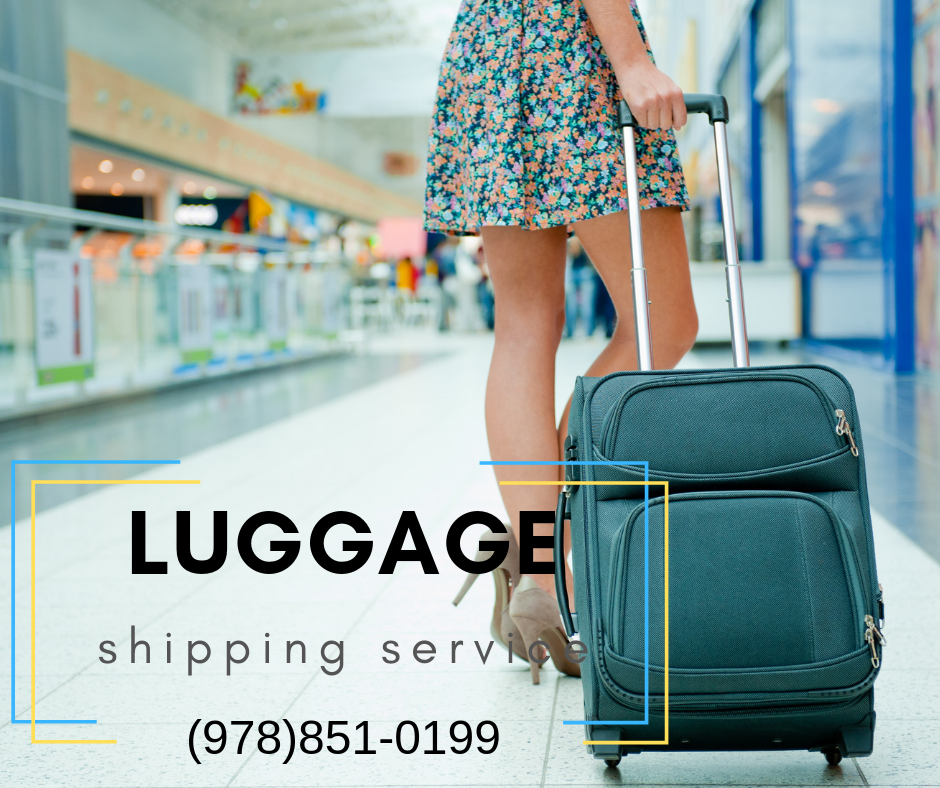 Boston Luggage Shipping