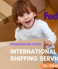 FedEx Shipping Center