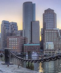City Of Boston MA