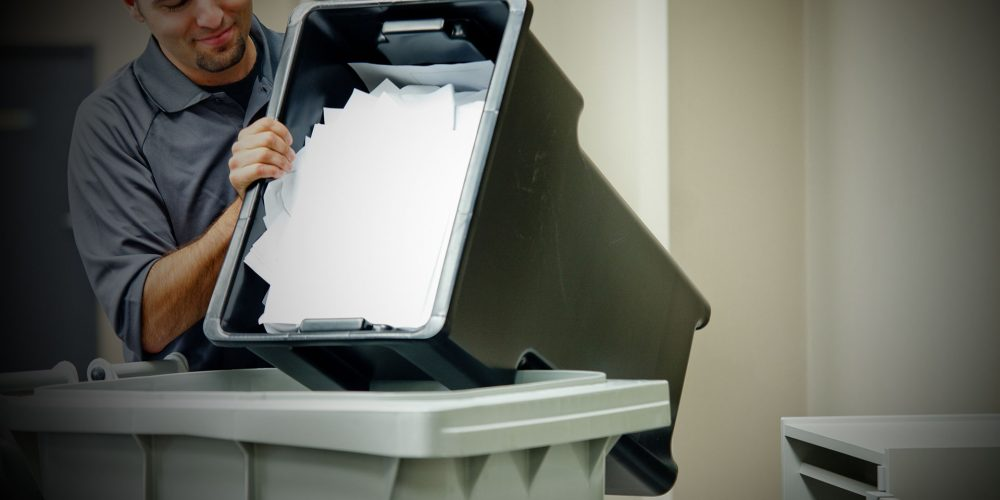 Where To Shred Personal Documents