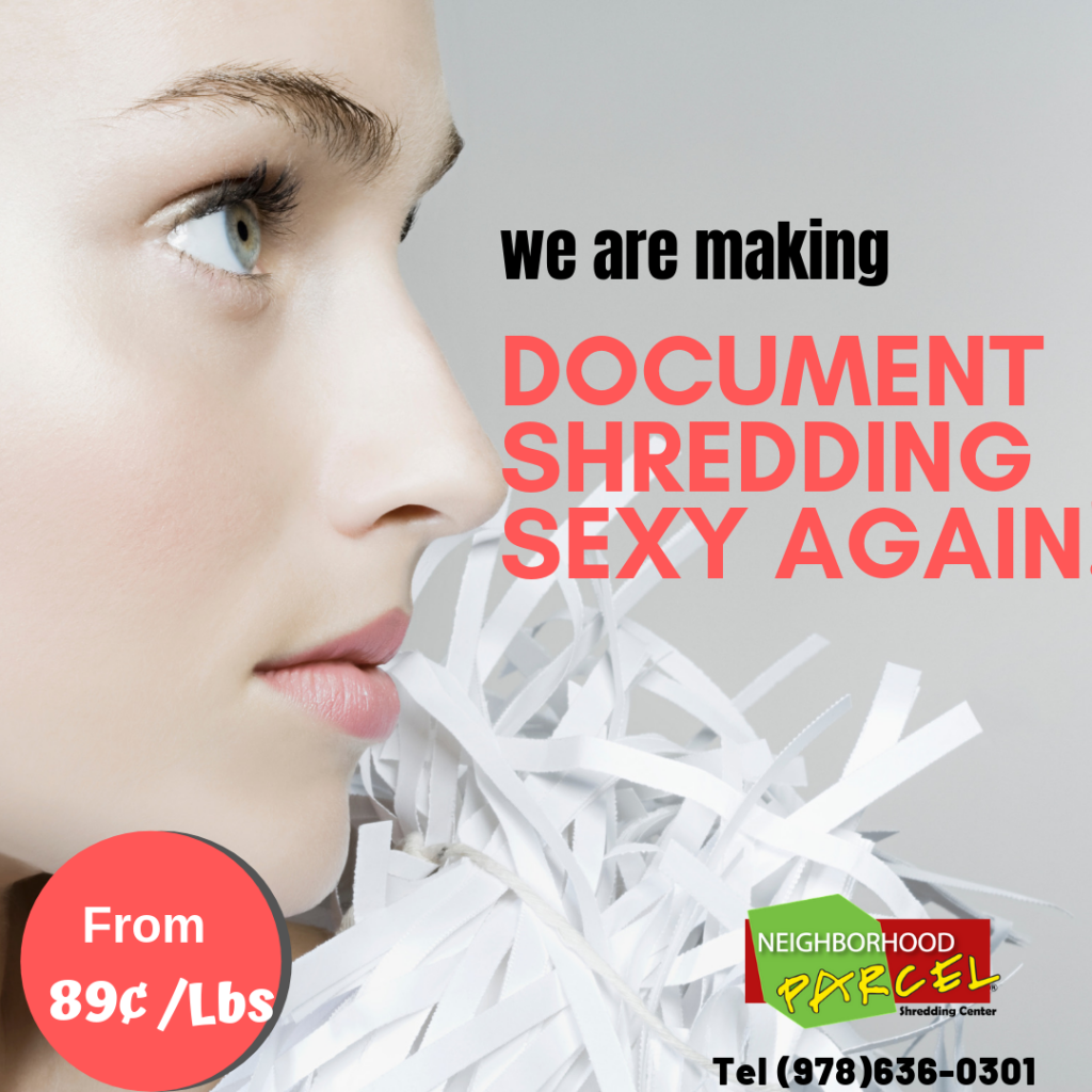 Residential document shredding Boston MA