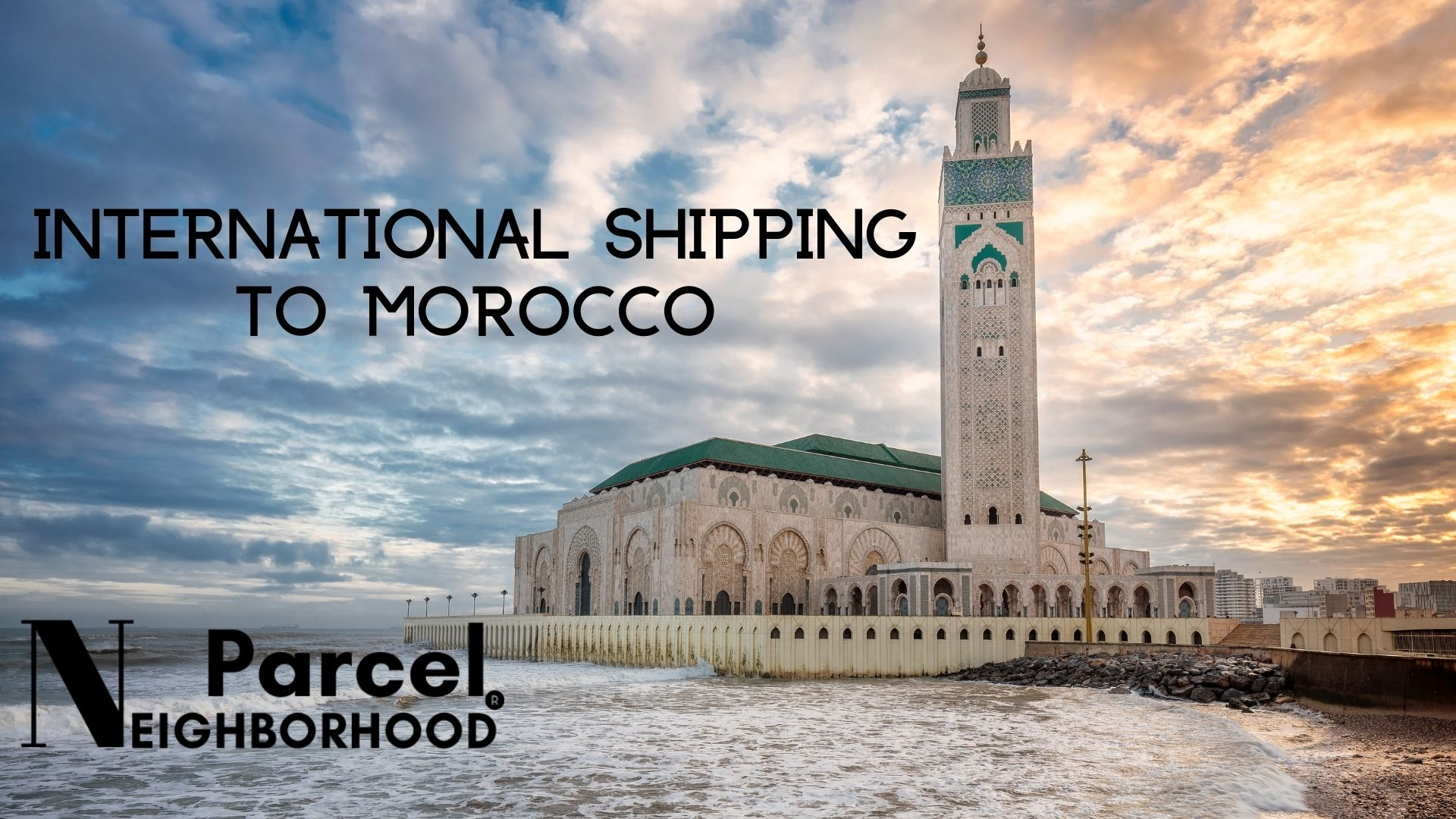 DHL Service To Morocco